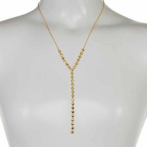 Gorjana lariat necklace
